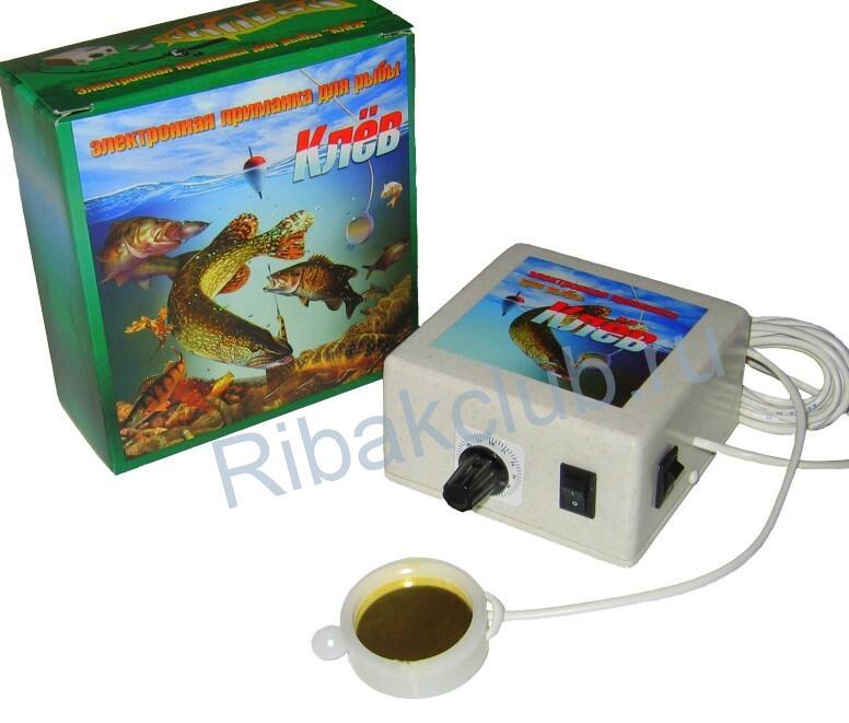 Ультразвуковая приманка для ловли рыбы
