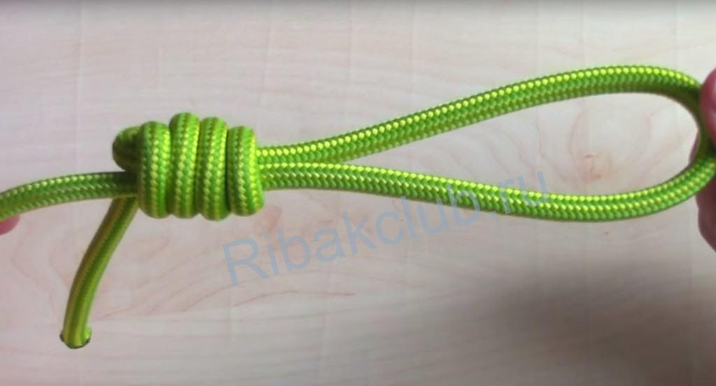 спиралевидный узел 1