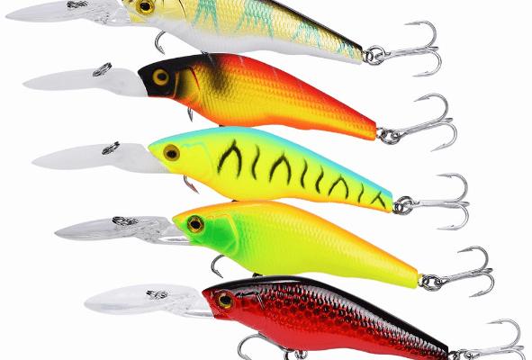 Цвет приманки и влияние на рыбу