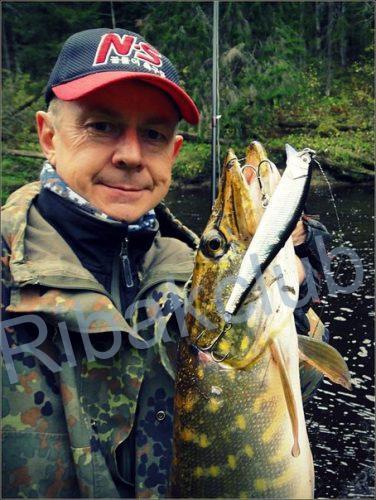 Какие приманки выбирать во время рыбалки в осенний период на щуку. Фото