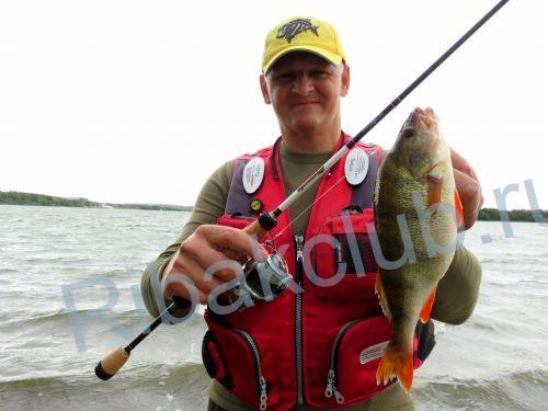 Ловля рыбы в марте. Окунь и судак.