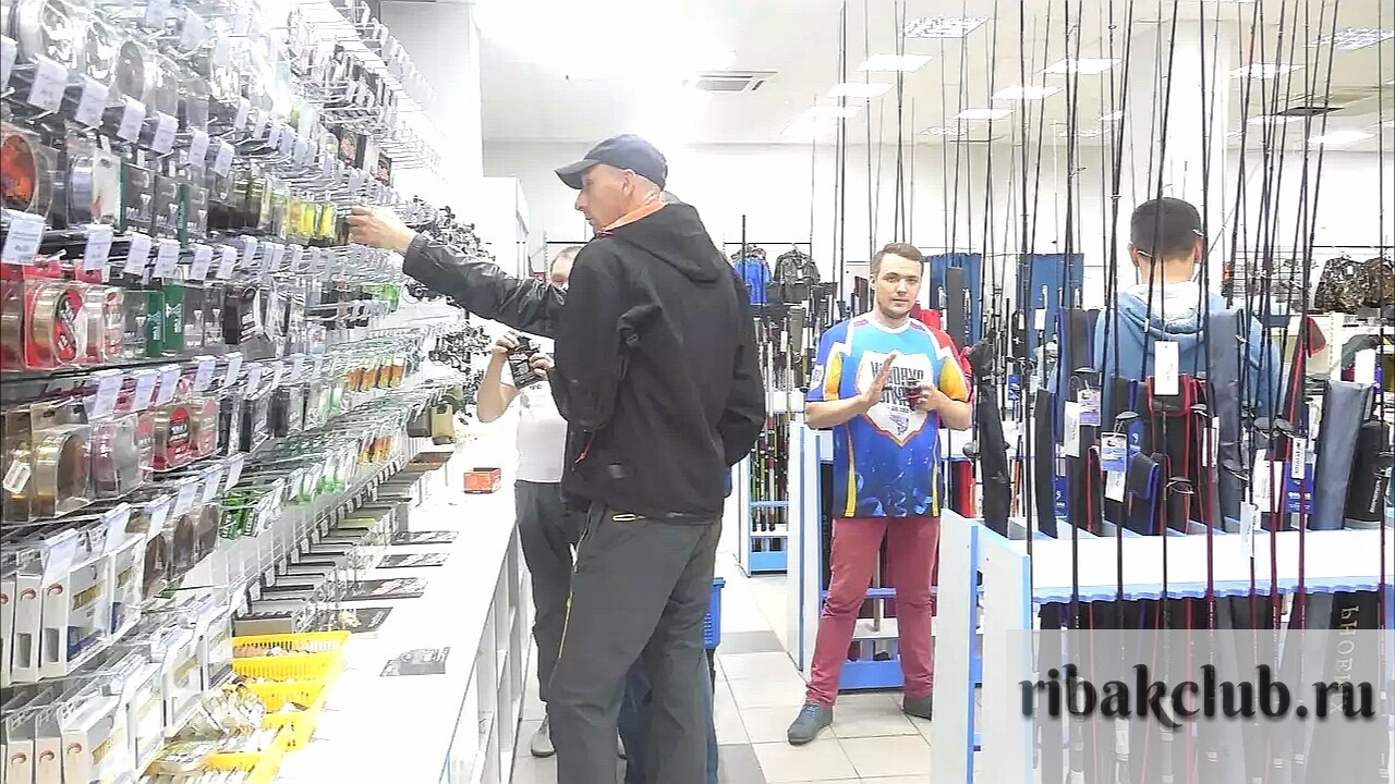 Магазин SALMO в Ижевске