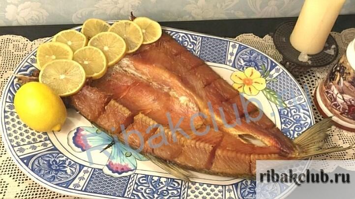Копчения рыбы