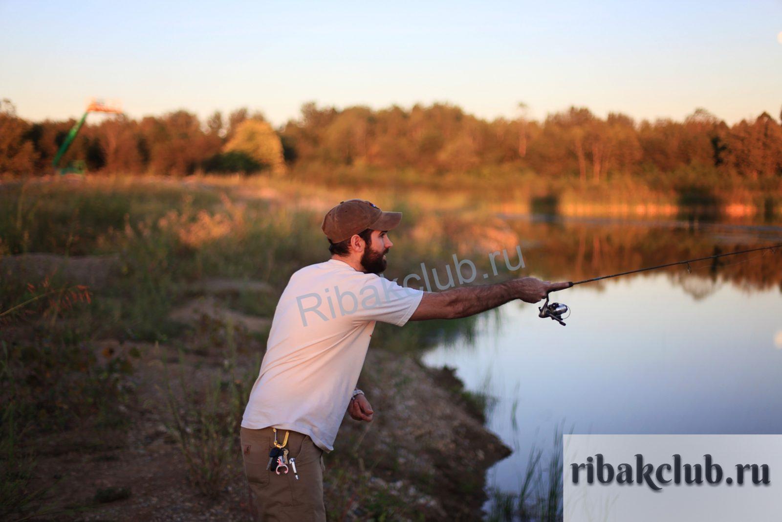 Ловля уклейки