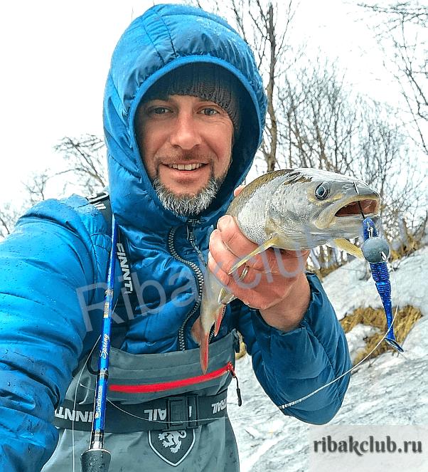 Экипировка для ловли рыбы
